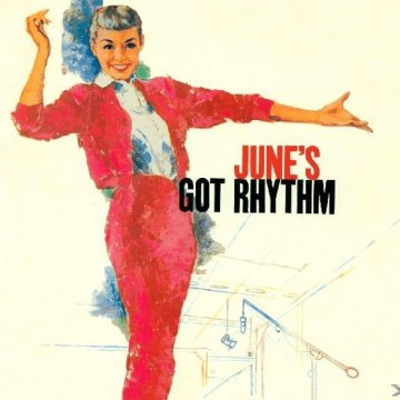 June's Got Rythm (CD)