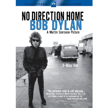 No Direction Home (DVD)