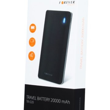 Forever Powerbank 20000 mAh