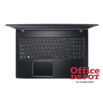 "Acer Aspire E5-575G-580H 15,6"" FHD/Intel Core i5-7200U 2,5GHz/4GB/500GB/DVD író/acélszürke notebook"