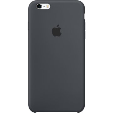 iPhone 6S szilikon tok charcoal gray (MKY02)