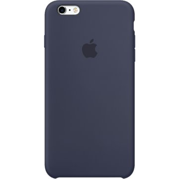 iPhone 6S Plus szilikon tok midnight blue (MKXL2)