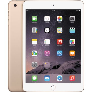 iPad mini 4 Wi-Fi 32GB arany (mny32hc/a)