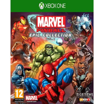Marvel Pinball Epic Collection: Volume 1 (Xbox One)
