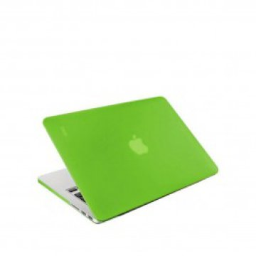 "Artwizz - Rubber Clip MacBook Pro Retina 13"" tok - zöld"