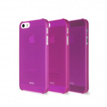 Artwizz Rubber Clip iPhone 5/5S - Purple