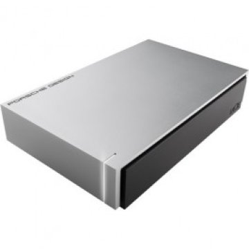 LaCie Porsche Design Desktop Drive USB 3.0 Light Grey - 4TB