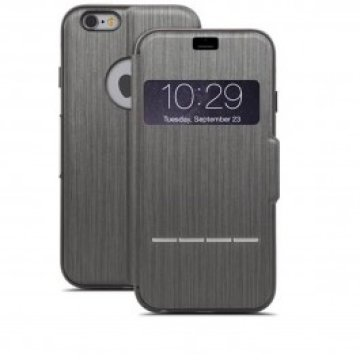 Moshi - SenseCover iPhone 6 Plus tok - Fekete