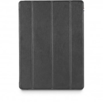 Decoded - Leather Slim iPad Pro bőrtok - Fekete