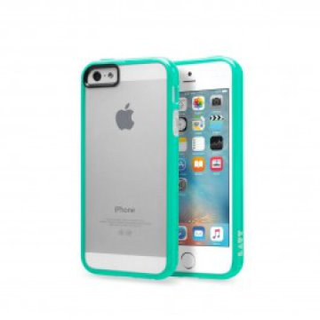 LAUT - Re-Cover iPhone 5/5s/SE tok - Türkiz