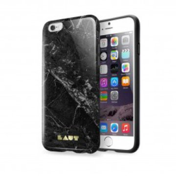 LAUT - Huex Elements iPhone 6/6s Plus tok - Fekete