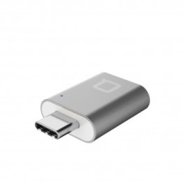 Nonda - USB-C to USB 3.0 Mini Adapter - Szürke