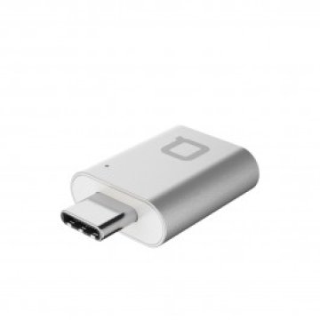 Nonda - USB-C to USB 3.0 Mini Adapter - Ezüst