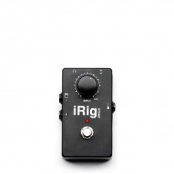 IK Multimedia - iRig STOMP gitár interfész