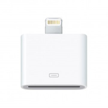 Apple - Lightning–30 tűs adapter