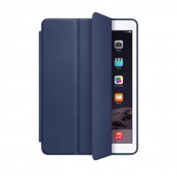 Apple - iPad Air 2 Smart Case - éjkék