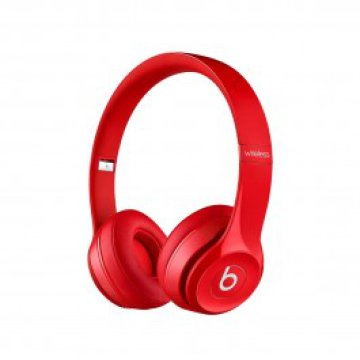 Beats by Dr. Dre - Solo2 Wireless - Piros