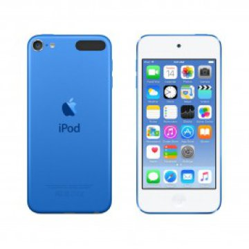 iPod touch 16 GB - kék