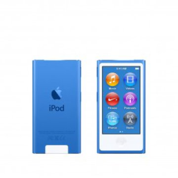 iPod nano 16 GB - kék