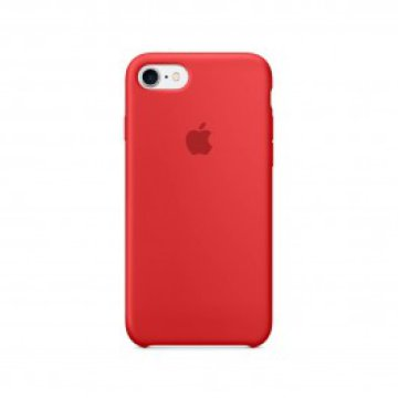 Apple - iPhone 7 szilikontok - (PRODUCT)RED