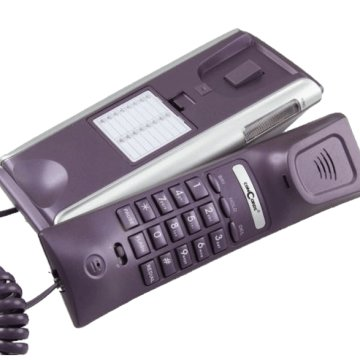 550CID electric purple telefon (01-01-5504)