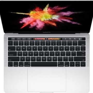 "MacBook Pro 13"" Touch Bar (2016) ezüst Core i5/8GB/256GB SSD (mlvp2mg/a)"