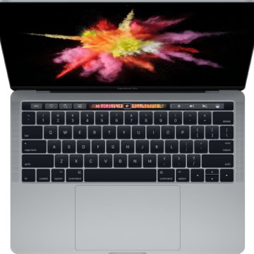 "MacBook Pro 13"" Touch Bar (2016) asztroszürke Core i5/8GB/256GB SSD (mlh12mg/a)"