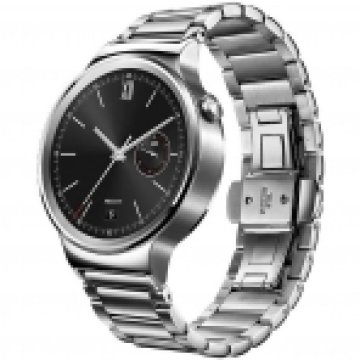 HUAWEI WATCH STAINLESS STEEL, LINK BAND
