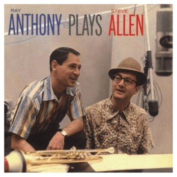 Plays Steve Allen (CD)