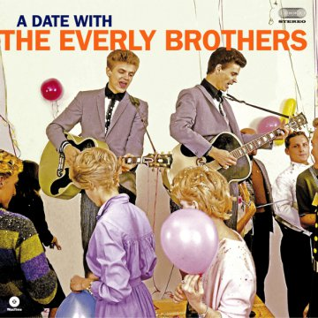 A Date with the Everly Brothers (Vinyl LP (nagylemez))