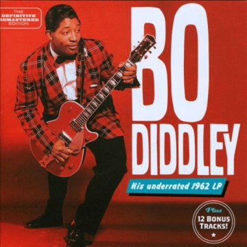Bo Diddley & Company/Bo Diddley's a Twister (CD)