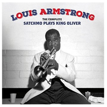 Complete Satchmo Plays King Oliver (CD)