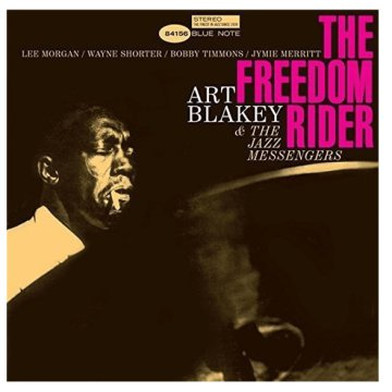 Freedom Rider (High Quality Edition) Vinyl LP (nagylemez)