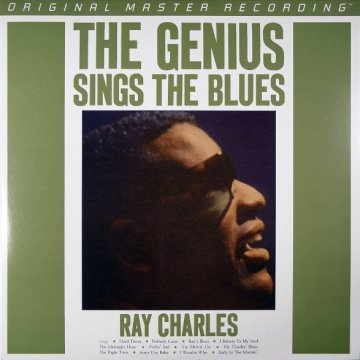 The Genius Sings the Blues (Vinyl LP (nagylemez))
