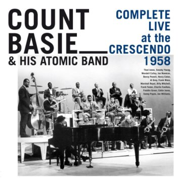 Complete Live Crescendo 1958 (CD)