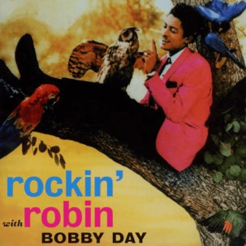 Rockin' with Robin (CD)