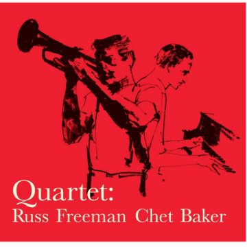 Quartet with Russ Freemann (Vinyl LP (nagylemez))