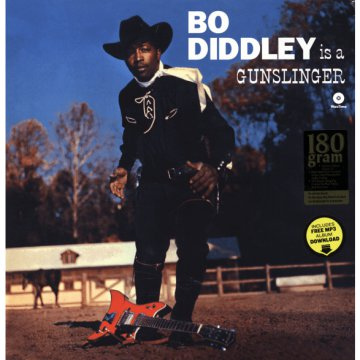 Is a Gunslinger (Vinyl LP (nagylemez))