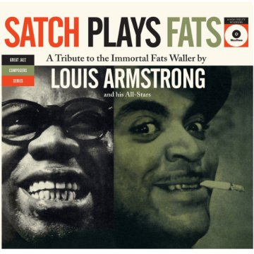 Satch Plays Fats (Vinyl LP (nagylemez))