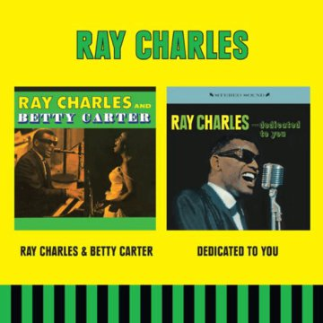 Ray Charles and Betty Carter/Dedicated to You (CD)