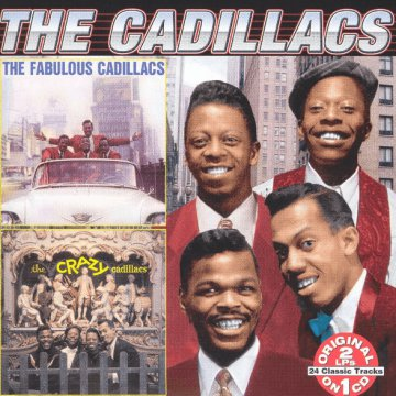 The Fabulous Cadillacs/Crazy Cadillacs (CD)