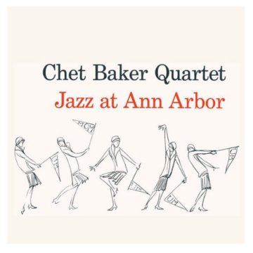 Jazz at Ann Arbor (CD)