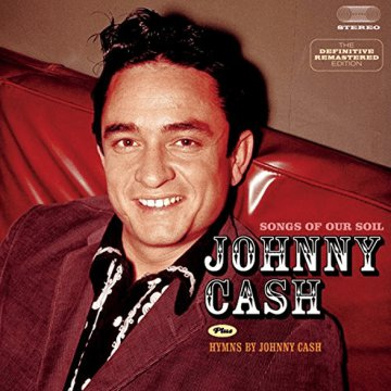 Songs of Our Soil/Hymns by Jonny Cash (CD)
