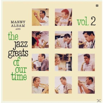 The Jazz Greats of Our Tim Vol.2 (Vinyl LP (nagylemez))