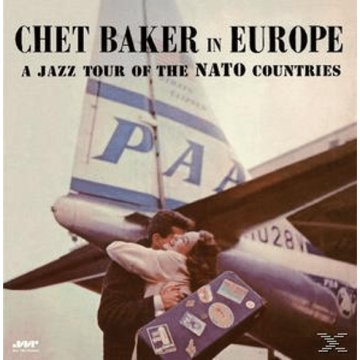 A Jazz Tour of the Nato Countries (Vinyl LP (nagylemez))