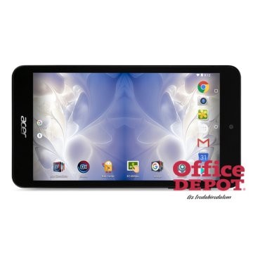 "Acer Iconia B1-780-K9WR 7"" HD 8GB Wi-Fi fekete tablet"