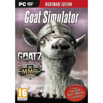 Goat Simulator: Nightmare Edition PC