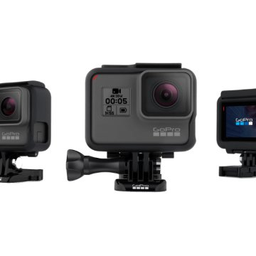 THE FRAME for HERO 5 black