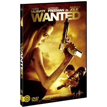 Wanted DVD