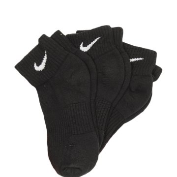 Kids Nike Cotton Cushion Quarter Sock (